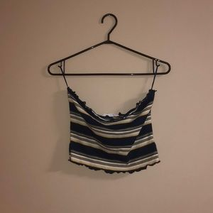tube top from blue notes